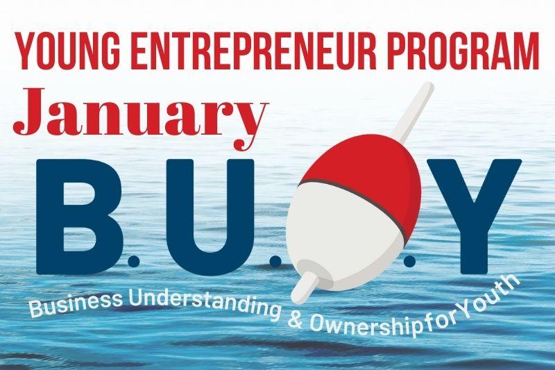 Event Image for B.U.O.Y. - Youth Entreprenuer Program - Class 3