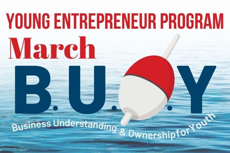 Event Image for B.U.O.Y. - Young Entreprenuer Program - Class 5
