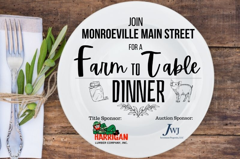 Event Image for Farm To Table Dinner