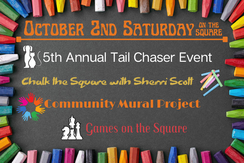 Event Image for October 2nd Saturday on the Square